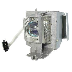 VIVID Original Inside lamp for OPTOMA W344 projector - Replaces SP.72G01GC01 / BL-FU195A   SP.72G01GC01 / BL-FU195A